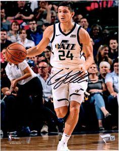 15c3eabddd5 Grayson Allen Utah Jazz Autographed 8