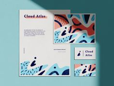 Cloud Atlas Cloud Atlas story film atlas cloud brand identity identity pattern design branding typography The post Cloud Atlas appeared first on Film. Graphisches Design, Logo Design, Graphic Design Layouts, Graphic Design Projects, Brand Identity Design, Graphic Design Branding, Graphic Design Inspiration, Pattern Design, Print Design