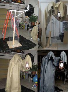 Halloween Prop, Deco Haloween, Casa Halloween, Scary Halloween Decorations, Diy Halloween Decorations, Halloween Crafts, Outdoor Decorations, Halloween Recipe, Women Halloween