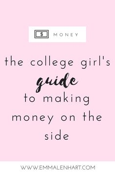 Are you struggling to make money while balancing being a college student? Don't worry! I have rounded up different ways to make money on the blog. Click through to find all of the different ideas!