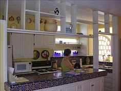 1000 images about outdoor kitchen tile ideas on pinterest for Spanish outdoor kitchen designs