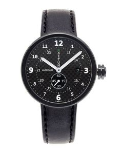 The Tyndall men s Swiss automatic watch blends modern aesthetics with  instrument-style functionality. Based around an a Swiss automatic watch  movement 93bd8f4e9b