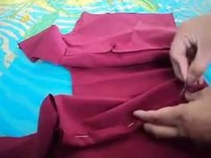 HOW TO MEASURE CUT AND SEW PRINCESS CUT BLOUSE - YouTube