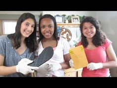 """""""SciGirls"""" TV series encourages girls to succeed in STEM - Science Nation - YouTube"""