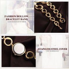 Bracelet Wrist Watch