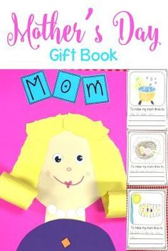 Mother's Day Book -