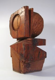 James Hubbell Untitled Sculpture
