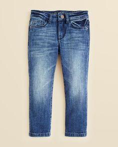 DL1961 Boys' Brady Slim Fit Jeans - Sizes 4-6