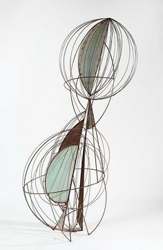 Michael Brown, Magnoliophyta 2013, Copper and steel