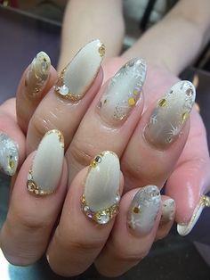 Nail design collection blog of gel nail salon Mani Closet presided over Nozomi Tsutsui of Shinsaibashi blog | December 20, 2013!
