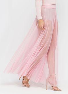 Classical Ballet Sheer Pleated Skirt #ballet #sheer #pleated #skirt #gojane