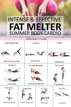 Never settle for less! Aim high on your fitness goals by strengthening your core and cardio with these low impact fat burning exercises. The before and after fun results will amaze Fitness Workouts, Fitness Workout For Women, Fitness Goals, Fitness Tips, Fitness Motivation, Health Fitness, Fitness Plan, Yoga Fitness, Butt Workouts
