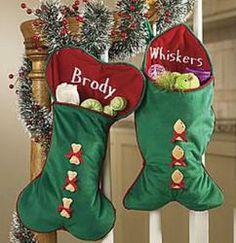 Personalized Pet Stockings - Christmas Stockings