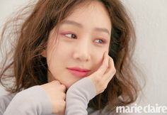 Jung Ryeo Won in Marie Claire Korea February 2018 Jung Ryeo Won, Pretty Makeup, Korean Actresses, Celebs, Celebrities, Marie Claire, Role Models, Latest Fashion, February