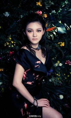 asianfanatics.net Upload by barbieshancai  Barbie Hsu marieclaire