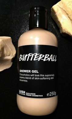 lush butterball shower gel - Google Search