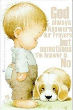 El Señor siempre da respuesta