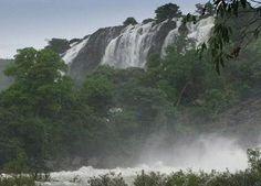 Riverfall? Massive Waterfall