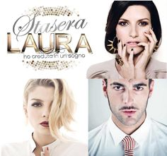 Life after Helsinki 2007 Eurovision: STASERA LAURA: WITH EMMA, MARCO MENGONI AND RAF
