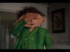 """Drop Dead Fred...""""COBWEBS"""" lmfao!!!!  One of my favorite scenes in the whole movie!"""