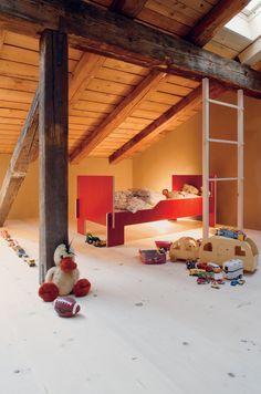 Spross I Christoffer Martens I 2008 I bed I ©Jäger & Jäger