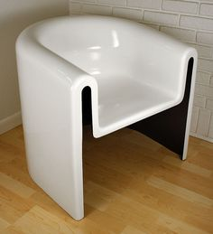 """Rudolpho Bonetto """"Melaina"""" chair by Kimberly Roberts, via Flickr"""