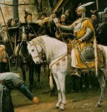 Arpad the founder of Hungary. Knight In Shining Armor, Historical Pictures, My Heritage, Google Images, Medieval, Hero, Horses, Painting, Animals