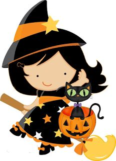 Minus Cute Little Witch Halloween png Moldes Halloween, Halloween Clipart, Halloween Crafts For Kids, Halloween Games, Halloween Activities, Halloween 2020, Vintage Halloween, Happy Halloween, Halloween Stuff