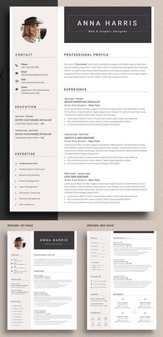 Creation De Mon Curriculum Vitae Lebenslauf Lebenslauf Layout Infografik Lebenslauf