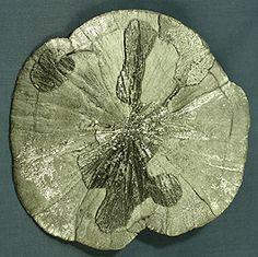 Pyrite 'Sun'