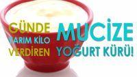Günde Yarım Kilo Verdiren Yoğurt Kürü Herbalife, Yogurt, Shot Glass, Detox, Barware, Health Fitness, Tableware, Food, Website