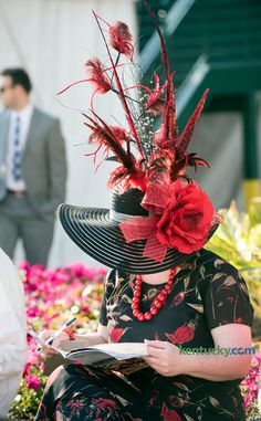 Fashion from the 141st #Kentuckyderby
