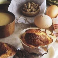 Artichoke and Mushroom Souffle Recipe - Saveur.com Since its Artichoke season, I thought I'd share some out of the box styles to enjoy one of my favorite vegetables! Enjoy ♥