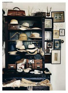 I love hats.