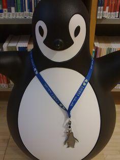 Pingyn täydellinen syyskoru – pingviiniheijastin!