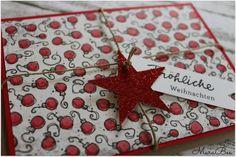 MaraBee´s Welt: Schönes Weihnachtspapier