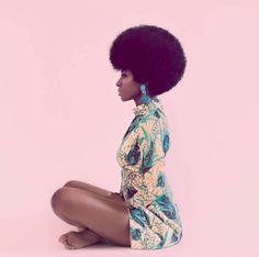 Singer Allison Black; Photography by Fabiola Jean-Louis