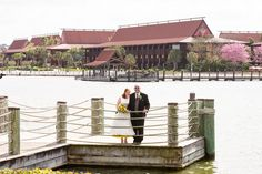 Shelley & Tim's Wishes Disney Wedding at the Grand Floridian