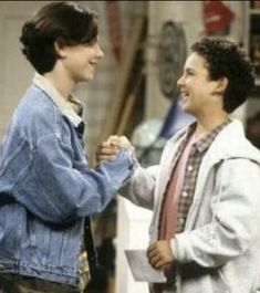 Boy Meets World Quotes, Girl Meets World, Cory And Shawn, 1990s Movies, Teen Tv, Popcorn, Tv Shows, Fandoms, Bmw