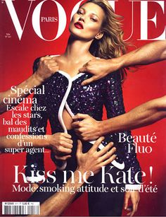 Vogue paris - mai 2011 - Kate Moss