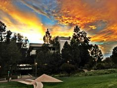 SDSU Pride #sdsu San Diego State University, America's Finest, Pride, Community, Sunset, City, Outdoor, Instagram, Outdoors