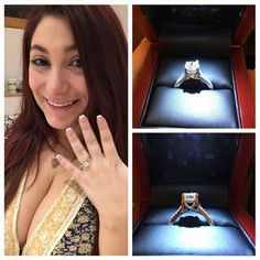 Jersey Shore Star Deena Cortese Is Engaged! See Her Beautiful Engagement Ring | E! News