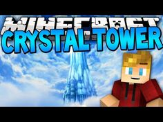 The Crystal Tower Adventure Map 1.8.1/1.8 | Minecraft.org