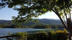 Plastiras Lake, Karditsa, Greece||Total silence Rivers, Lakes, Greece, Places To Visit, Mountains, Landscape, Travel, Outdoor, Beauty