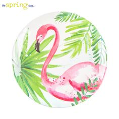 Flamingo Plate - Small