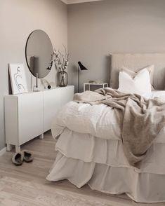 Room Ideas Bedroom, Home Decor Bedroom, Master Bedroom, Home Room Design, Home Interior Design, Aesthetic Room Decor, My New Room, House Rooms, Room Inspiration