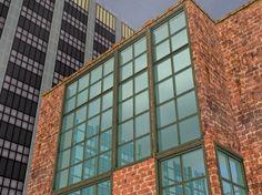 Mod The Sims - Factory Style AL Windows + Bonus Window