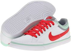 87d304193 Nike Capri III LTH (White/Arctic Green/Wolf Grey/Fusion Red) - Footwear on  shopstyle.com