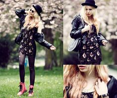 Remember: Whatever happens, happens for a reason. (by Lina Tesch) http://lookbook.nu/look/3446913-Remember-Whatever-happens-happens-for-a-reason