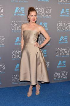 Critic's Choice Awards 2015 - Amy Adams